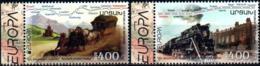 "Artsakh 2020 ""Europa - 2020 ""Ancient Postal Routes"" 2v Quality:100% - Armenia"