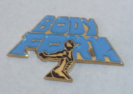 Pin's BODY FORM - Pin's