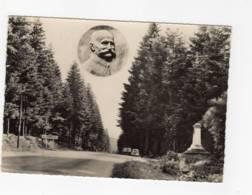 CPSM Col Du Grand Bois XXXV Journée VELOCIO Medaillon Paul De Vivies Secap CNE St Etienne RP 1962 Semeuse Roty YT 1331 - Saint Etienne