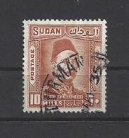 "SUDAN....KING GEORGE V..(1910-36.).."" 1935..""....GORDEN.....10m......SG60........CDS....VFU.. - Sudan (...-1951)"