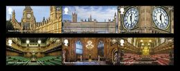 Great Britain 2020 Mih. 4627/32 Palace Of Westminster MNH ** - Ongebruikt