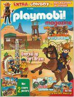 Playmobil Magazine Met Strips 1-2013 - Playmobil