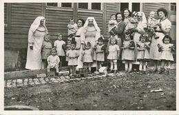 Refuge Ste Marie . Queuleu. Orphelins . Orfanage . Soeurs Franciscaines Ste Blandine - Frankreich