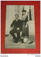 Le  Roi  Albert I Et La Reine  Elisabeth   - 1911 - Königshäuser