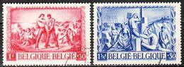 697/98  Au Profit Des Sinistrés - Série Complète - Oblit. - LOOK!!!! - Belgium
