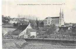LA CHAPELLE MONTLIGEON : NOUVELLE EGLISE - Sonstige Gemeinden