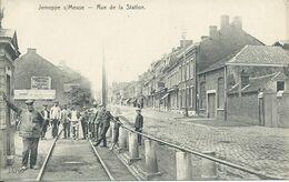 Jemeppe Sur Meuse,Rue De La Station - Seraing