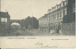 Jemeppe Sur Meuse,Rue Sualem 1905 - Seraing