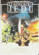 STAR WARS - LE RETOUR DU JEDI.  CP Sonis N° C 239 Return Of The Jedi - Posters On Cards