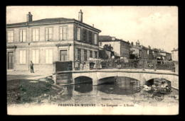 55 - FRESNES-EN-WOEVRE - LE LONGEAU - L'ECOLE - EDITEUR RAMEAU - Frankreich