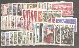 L'année 1961 Neuve Complète Luxe - Verzamelingen