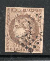 N° 47 TB - 1870 Uitgave Van Bordeaux