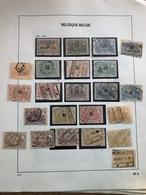 Collection De 513 Timbres TR, Oblitérations Sélectionnées Entre 1895-1987 TTB Nombreux Cachets D'interêt!!!! A Bien Voir - 1895-1913