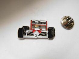 Beau Pin's En Relief , Auto F1 , Formule 1 , McLaren Honda , Tabac Marlboro , Ayrton Senna - F1