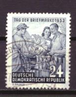 DDR 396 Used (1953) - DDR