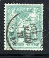 N° 63    4c Vert TB - 1876-1878 Sage (Type I)