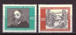 DDR 643 & 644 MH * (1958) - DDR