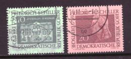 DDR 733 & 734 Used (1959) - DDR