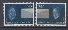 Greenland 2008 - Michel 502-503 MNH ** - Ongebruikt