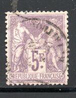N° 95 TB - 1876-1898 Sage (Type II)