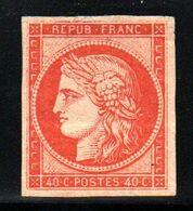 *** YT N° 5A Neuf ** Avec Certificat - Cote: 5500,00 € *** - 1849-1850 Cérès