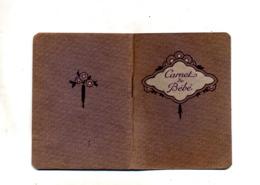 Livret Carnet De Bébé  Publicité Deschiens 26 Pages - Health