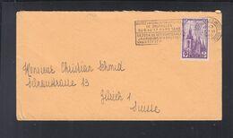 Belgien Brief 1940 Bruxelles Nach Zürich - Belgien