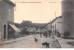 39 .n° 108477 . Arbois . Rue De Courcelles Et Le Pont  . - Arbois