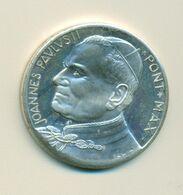 Roma - Citta Del Vaticano - La Pieta - Joannes Paulus II Pont Max - Elongated Coins