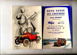 Livret Code De La Route Auto Ecole Manent Marseille - Other
