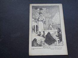 Guerre ( 772 ) Oorlog 1914 - 1918   - Carte Fantaisie  Fantasie  - Illustrateur Claerhoudt - Guerra 1914-18