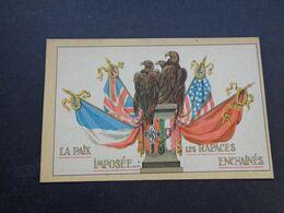 Guerre ( 780 ) Oorlog 1914 - 1918   - Carte Fantaisie  Fantasie - War 1914-18