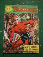 Le Fantôme N°99: L'héritier De Sandokan/ Editions Des Remparts, 16-07-1966 - Small Size