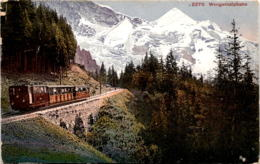 Wengernalpbahn (2270) * 4. 11. 1912 - BE Berne