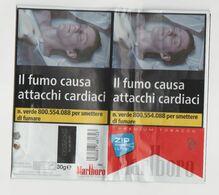 MARLBORO CIGARETTE TOBACCO TABACCO PER SIGARETTA ITALY  SIGARETTE - Empty Tobacco Boxes