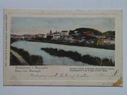 Poland 2 Przemysl 1903 River Reka - Poland