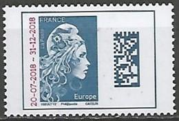 FRANCE N° 5270 NEUF - 2018-... Marianne L'Engagée