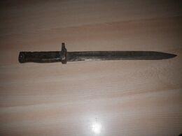 Baionnette Allemande Ersatz 14-18 De Fouille - Knives/Swords
