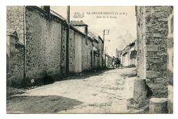 77 - Seine Et Marne - La Brosse Hericy Rue De La Croix (N1553) - Altri Comuni