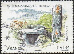 France Oblitération Cachet à Date N° 4882 - Série Touristique - Locmariaquer (Morbihan) - Used Stamps
