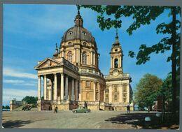 °°° Cartolina - Torino Basilica Di Superga Nuova °°° - Chiese