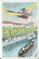 Charleroi-Aviation,Voyage De Noce 1911 Luchtvaart,Aviation - Charleroi