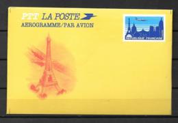 1984 - 1013** - Concorde - Avion Survolant Paris - Aérogrammes
