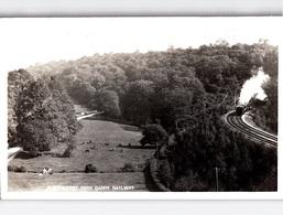 2 RPPC Porthkerry Park Barry Railway W Train + Barry Island Beach Scene C. 1920 - Glamorgan