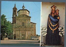 °°° Cartolina - Montanaro Chiesa Della Madonna Di Loreto La Beata Vergine Nuova °°° - Chiese
