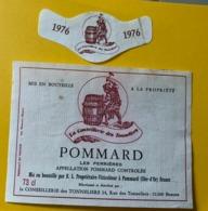 15803 - Pommard Les Perrières 1976 La Conseillerie Des Tonneliers - Bourgogne