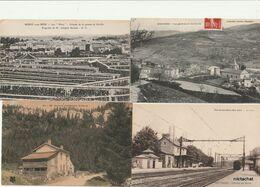LOT 110 CARTES POSTALES Toutes Scannées à Petit Prix-LOT 1 - Postkaarten