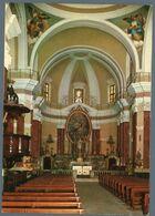 °°° Cartolina - Montanaro Interno Chiesa Della B.v. Assunta Nuova °°° - Churches