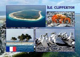 Clipperton Island Multiview New Postcard - Francia
