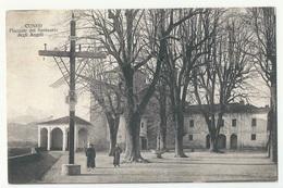 CUNEO - Piazzale Del Santuario Degli Angeli - Cuneo